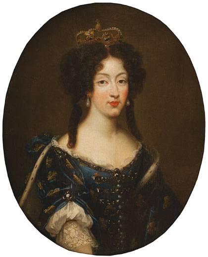 Marie-Louise d'Orléans, par Pierre Mignard (1679)