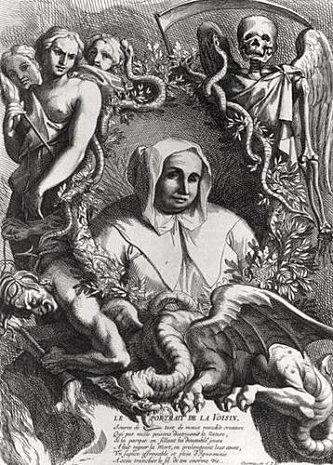 L'Affaire des Poisons et Mme de Montespan